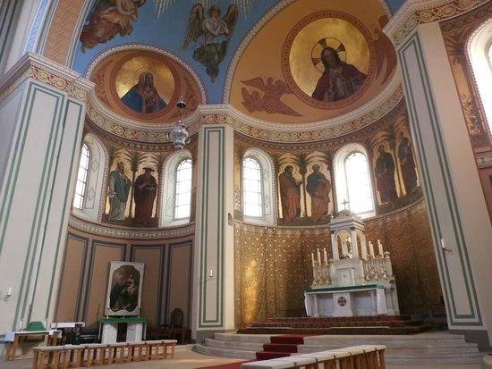 St. Peter und Paul Kirche : Altar