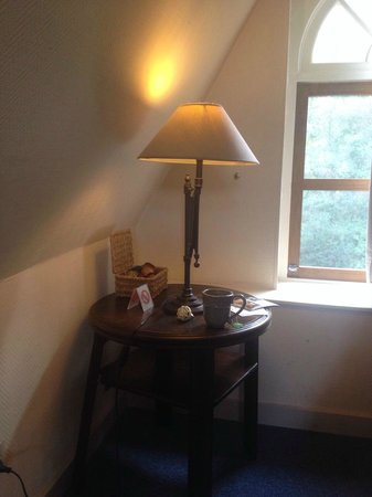 Hotel Egmond: room
