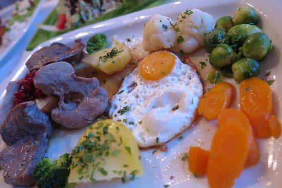 Seewirt Zauner: Grill platter