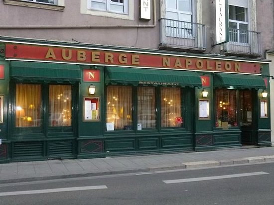 Auberge Napoleon restaurant: This is the place you're looking for ...