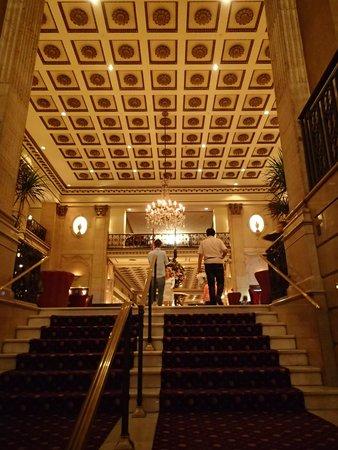 ذا روزفلت هوتل نيويورك سيتي: Hotel Lobby