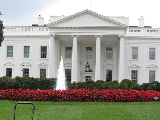 USA Guided Tours: White House