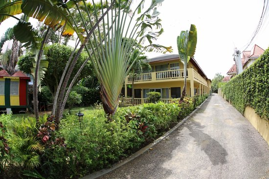 Moonrise Villas: Property Entrance