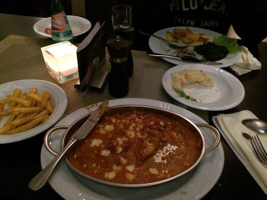 Restaurant Acheron: Tasty ��