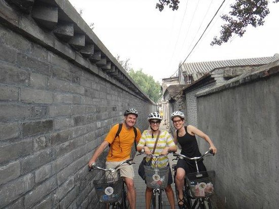 Bike Beijing - Day Tour : Hutong Bike Ride