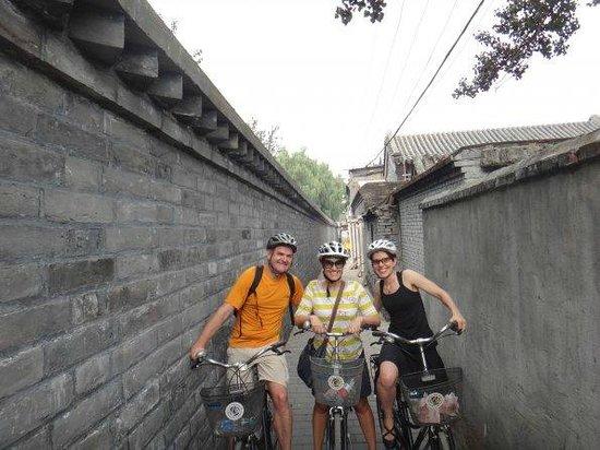 Bike Beijing - Day Tour: Hutong Bike Ride
