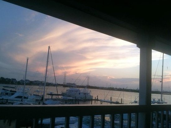 City Kitchen: Lovely evening on the Carolina coast