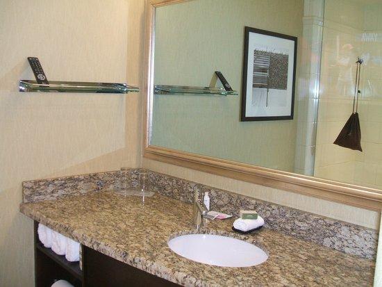 Renaissance Raleigh North Hills Hotel: Bathroom