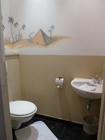 Hotel Wolf-Dietrich: bagno privato