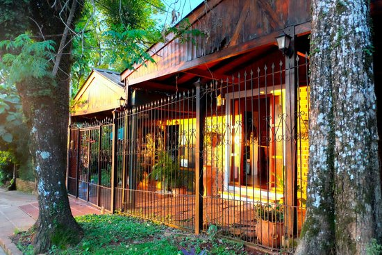 Guayra Guest House: extérieur