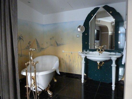 Hotel Wolf-Dietrich: sala da bagno