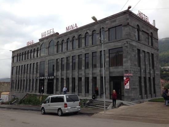 Mina Hotel: the jailhouse