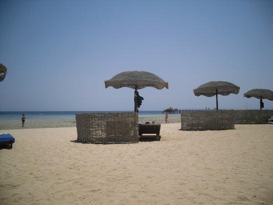 فندق جورجونيا بيتش: La spiaggia