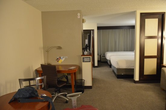 Hyatt Place Orlando Universal: 5