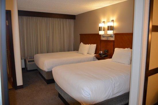 Hyatt Place Orlando Universal: 2