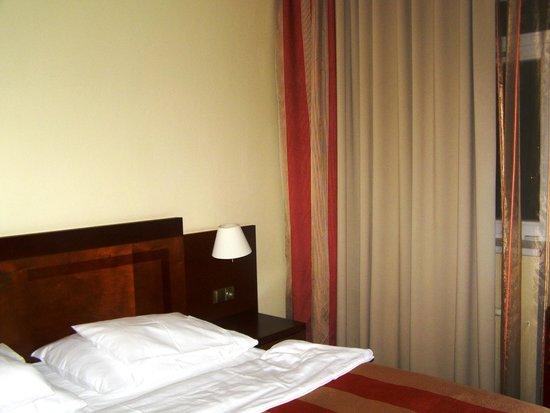 Hotel Villa: bed