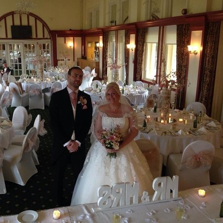 Staincliffe Hotel: Wedding 20-9-2014 truly magical and amazing