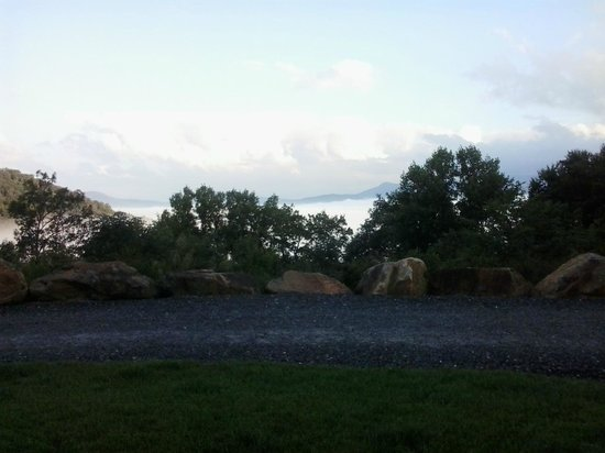 Mama Gertie's Hideaway Campground: Departure Sunday morning