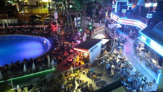 Hotel Marina Resort Benidorm: from balcony