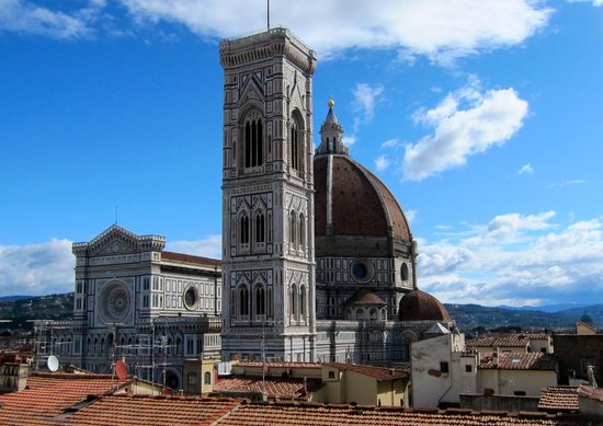 Al Duomo: View from the rooftop