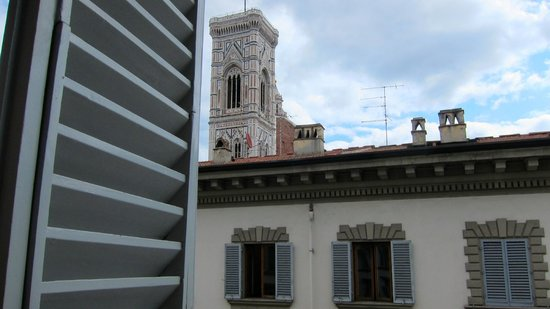 Al Duomo: View from the room