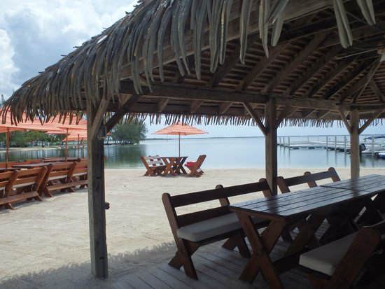 KAIBO Beach Bar & Grill: Lovely view.