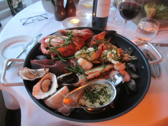 Crab & Boar: Main meal, generous and delicious.