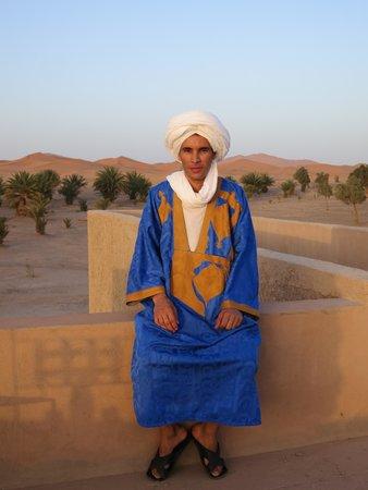 Dar El Janoub: Ahmed