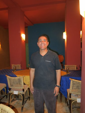 Dar El Janoub: Mohamed