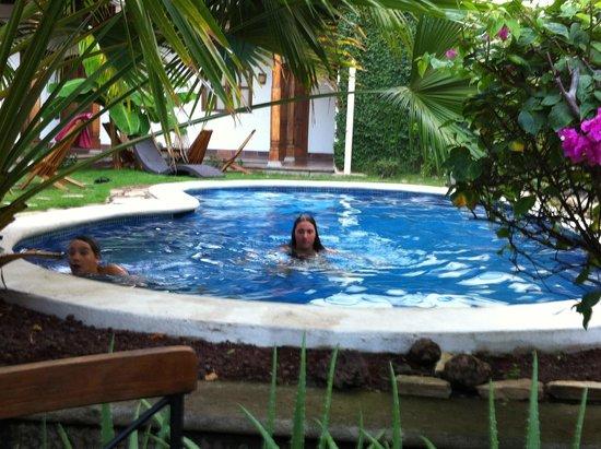 Hotel Patio del Malinche : Piscina