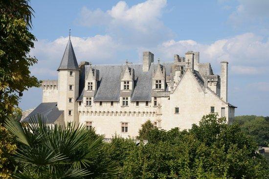 Hotel Le Bussy: Chateau Montsoreau