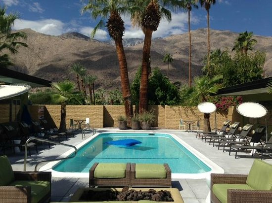 The Desert Star : Pool