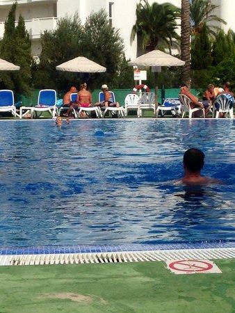 Eix Lagotel: Breezers pool