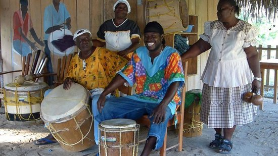 ‪Warasa Garifuna Drum School‬