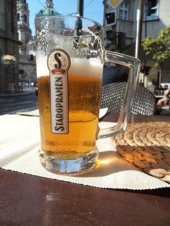 U Schnellu: Bierchen