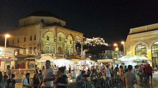 Monastiraki: Paseo de compras