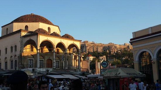 Monastiraki: Paseo de compras antes del atardecer