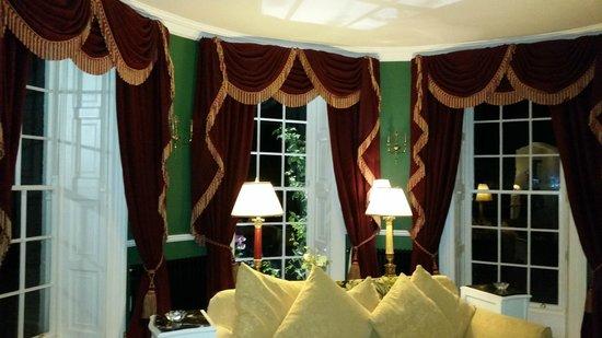 Castlebellingham, Ireland: Sitting Room