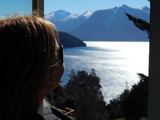 Hotel Tunquelen: que vista