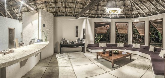 Hotel San Pedro de Majagua: Recepcion