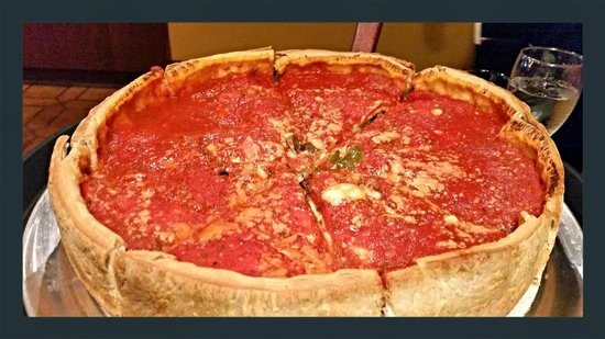 Chicago's Stuffed Pizza