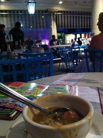 Market Cafe: Gumbo