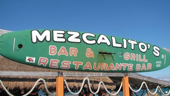 Playa Mezcalitos: Mezcalitos!