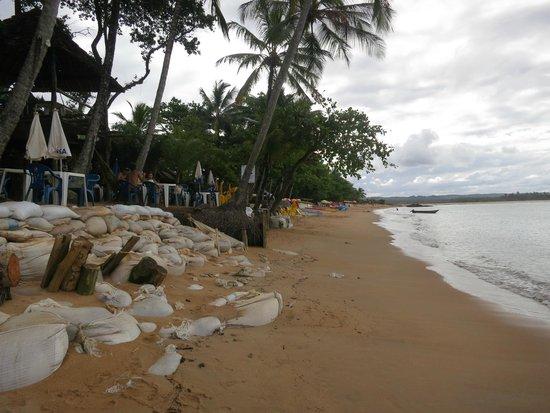 Cabana Ariramba: Restaurante fica junto à Praia da Concha