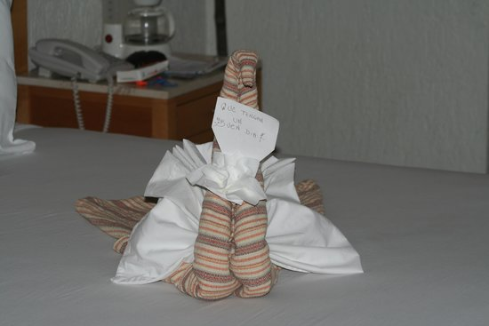 Park Royal Los Cabos : Nice presentation!  Great housekeeping.