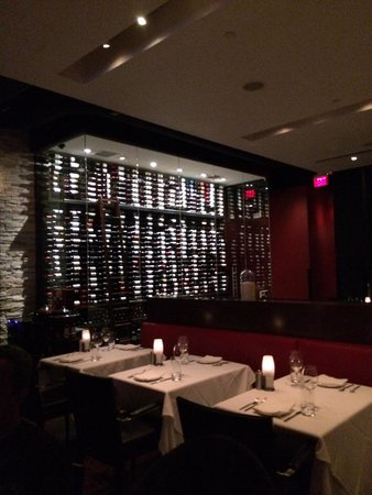 Red, the Steakhouse - South Beach : vista geral