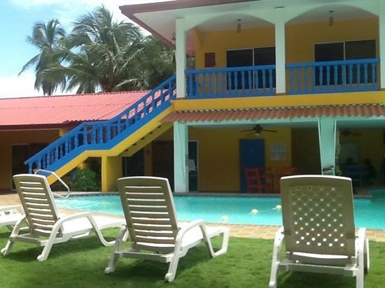Hotel Las Olas Beach Resort: las instalaciones..!!!!