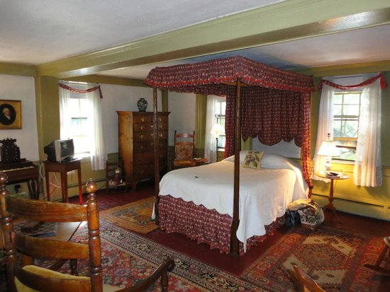 Stephen Daniels House: The Great Room
