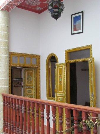 E Booking Essaouira Vista dal terrazzo - Picture of Casa Di Carlo, Essaouira - TripAdvisor