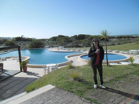 Las Dunas Hotel: Piscinas al aire libre